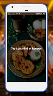 South Indian Recipes in Gujarati 2017 - náhled