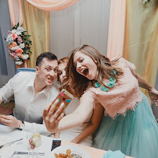 Wedding photographer Olya Yaroslavskaya (olgayaros86). Photo of 16.03.2018