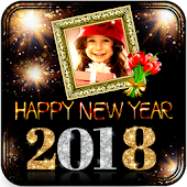 New Year Frames 2018 FREE