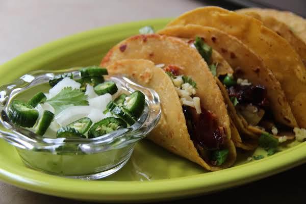 Irish Tacos Indeed! Recipe