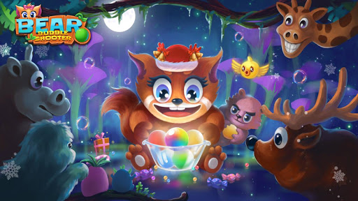 Bubble Shooter : Bear Pop! - Bubble pop games apktram screenshots 24