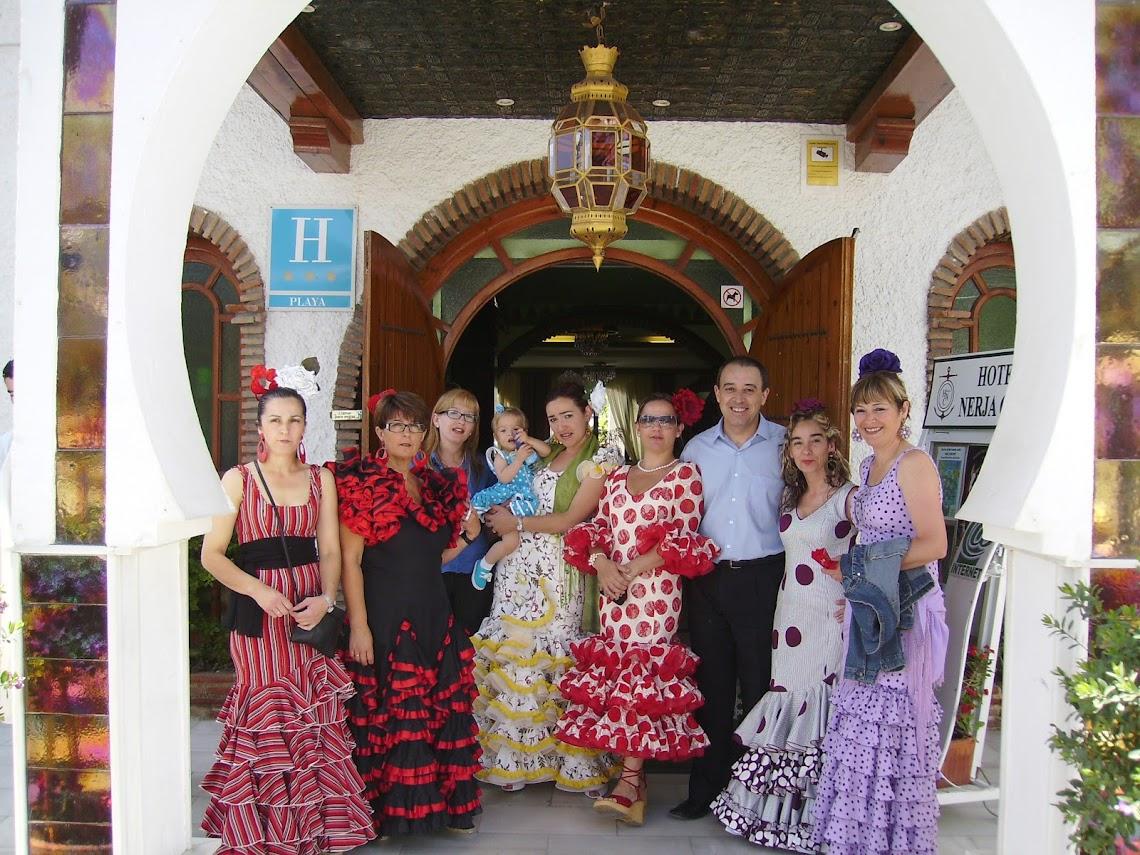 ¡¡¡ VENGA CON NOSOTROS A CELEBRAR EL FESTIVAL DE SAN ISIDRO !!!