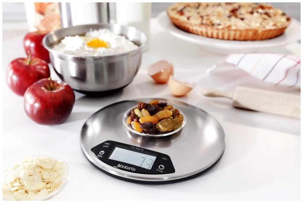 Электронные кухонные весы на Zaupka.com