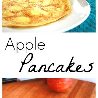 Grandma Hinz's Apple Pancakes
