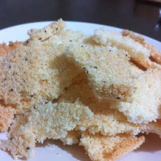 Low Carb Coconut Crunch.