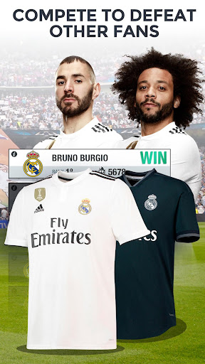 Real Madrid Fantasy Manager'18- Real football live  screenshots 4