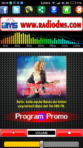 Radio DMS Maluku
