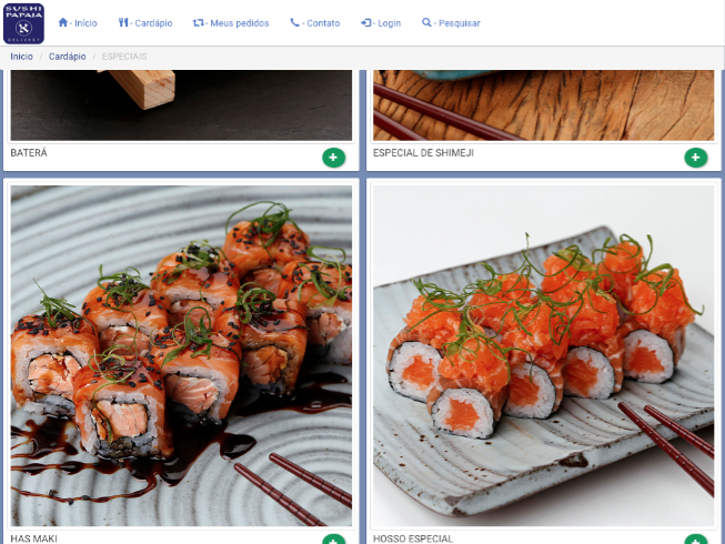 Sushi Papaia K- screenshot
