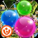 Rainbow Web - unusual three in a row game icon