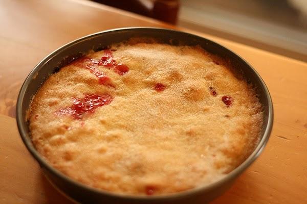 Nantucket Cranberry Pie Recipe