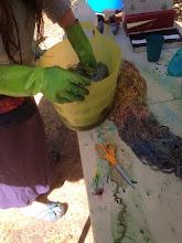 Photo: classes when weather permits www.saorisantacruz.com