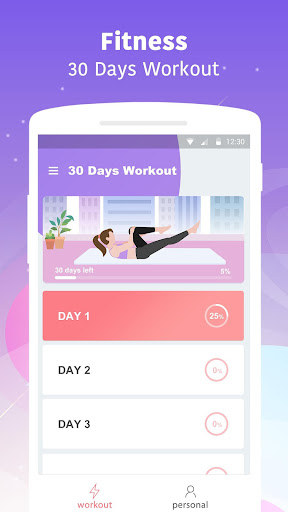Home Workout - Lose Weight In 30 Days app (apk) free download for
