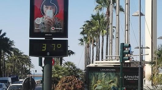 El calor vuelve a poner en alerta a la provincia, otra vez en riesgo amarillo