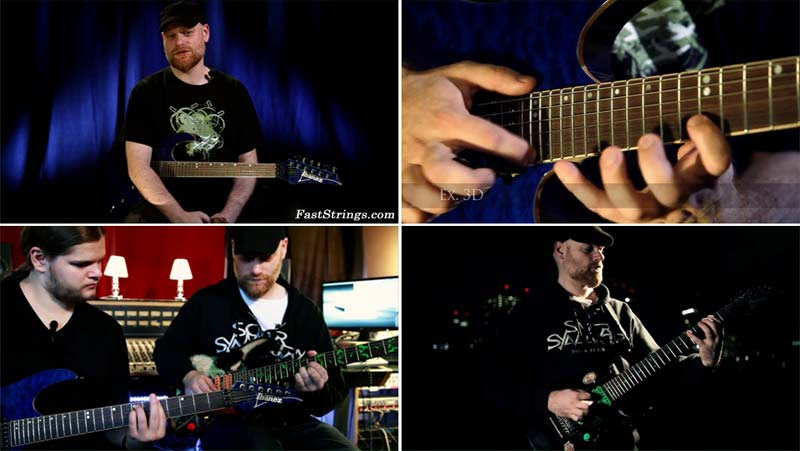 Per Nilsson - Scar Guitar