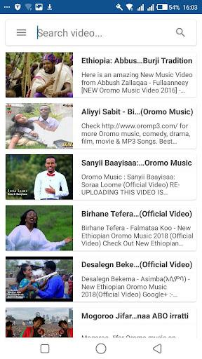 Ethiopian Oromo Music