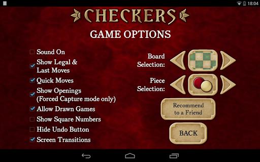 Checkers Free screenshot 19