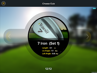iTrainerGolf- screenshot thumbnail