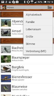 Vogelquiz Pro Screenshot