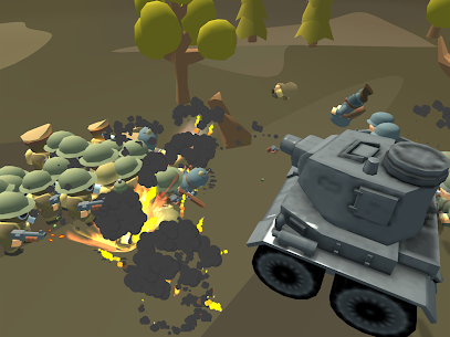 WW1 Battle Simulator MOD Apk 1.06 (Unlimited Bullets) 8