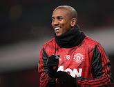 Manchester United confirme le départ d'Ashley Young