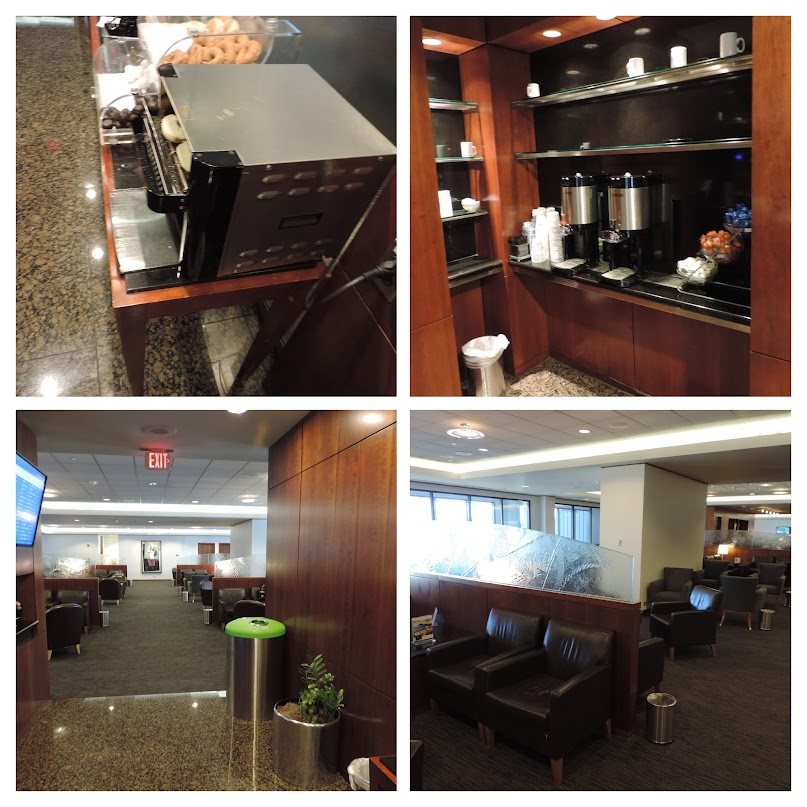 United Club, IAD, Washington D.C.