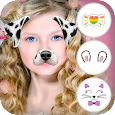 Animal Face Filter Editor- Animal Face Stickers icon