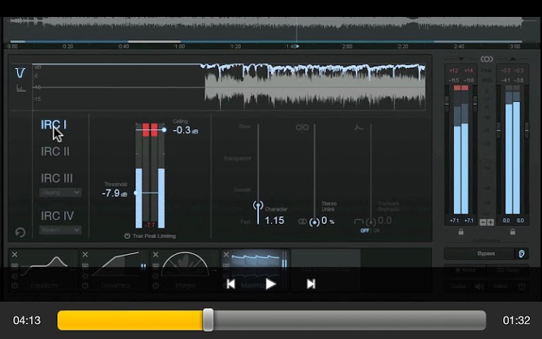 android Mastering Toolbox for Ozone 7 Screenshot 4