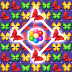 Butterfly Match Rebuild Paradise icon