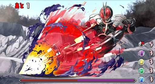 仮面ライダーチャレンジ-3F