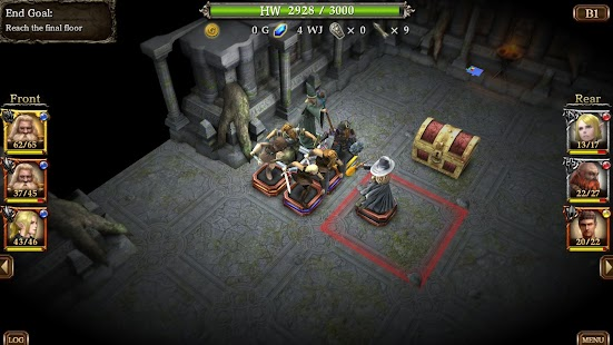Wizrogue - Labyrinth of Wizardry- screenshot thumbnail