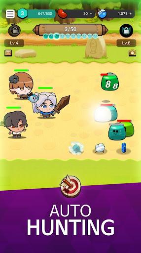 Knight Story android2mod screenshots 3