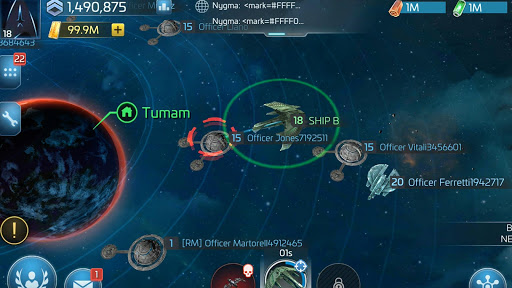 Star Treku2122 Fleet Command 0.723.07980 screenshots 7
