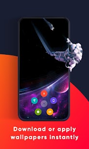 Wallwrap: Loop Backgrounds & 4K QHD FHD Wallpapers Apk Download For Android 4