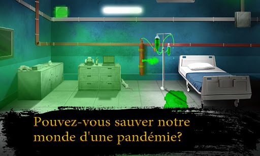 mystère caché de la salle - guerrier pandémique  captures d'écran 1