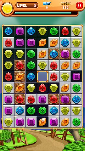 Diamond Three Match