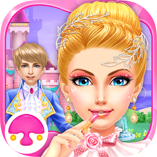 Princess Party Salon:Girl Game 休閒 App LOGO-硬是要APP