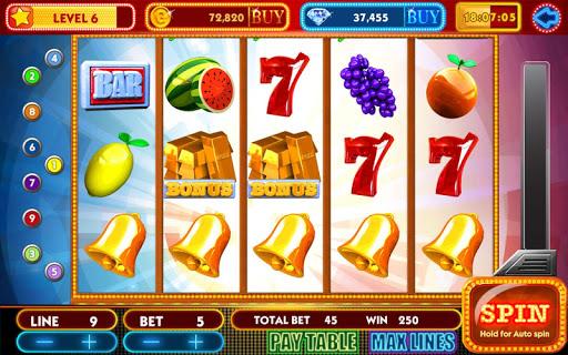 Girl & Vegas Slots Free Casino screenshot 1
