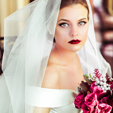 Wedding photographer Anastasiya Kasyanova (kafotoru). Photo of 09.12.2016