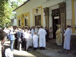 Photo: Megáldási ceremónia /4