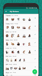 screenshot of Wemoji - WhatsApp Sticker Maker