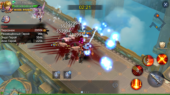 Goddess: Primal Chaos – RU Free 3D Action MMORPG Apk Download For Android and Iphone 7