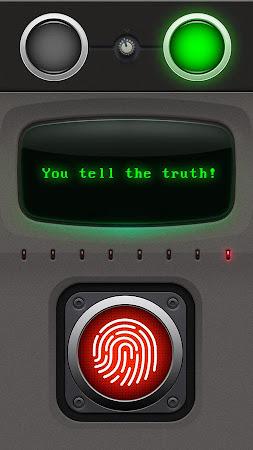 Lie Detector Test Free Prank 1.1 screenshot 636550