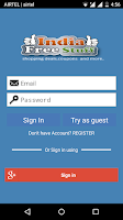 Screenshot of IndiaFreeStuff Deals Coupons