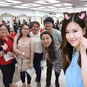 Selfie With Rose BlackPink Icon