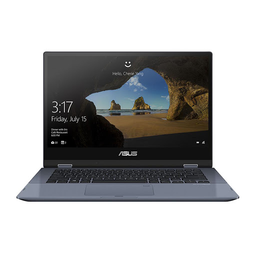 Máy tính xách tay/ Laptop Asus TP412UA-EC101T (i3-7020U) (Xám)