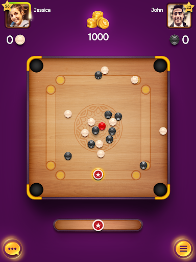 Carrom Pool: Disc Game apkpoly screenshots 9