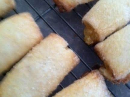Kiffles, A Hungarian Pastry Recipe