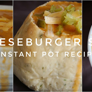 Cheeseburger Soup Instant Pot.