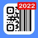QR scanner : QR code & barcode reader icon