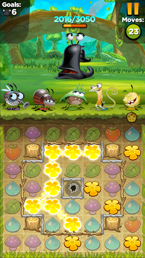Best Fiends - Free Puzzle Game apktram screenshots 8